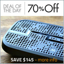 The amazing Motorola Sol Republic bluetooth speaker with 70% off!