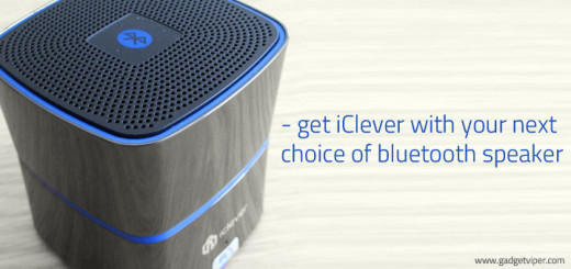 The IC-BTS02 iClever Bluetooth Speaker review