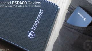 Transcend ESD400 External SSD