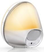 The Philips HF3520 Dawn simulator alarm clock