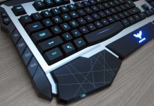 The Havit Professional Gaming Keyboard