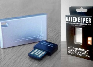 The Gatekeeper bluetooth proximity keychain review