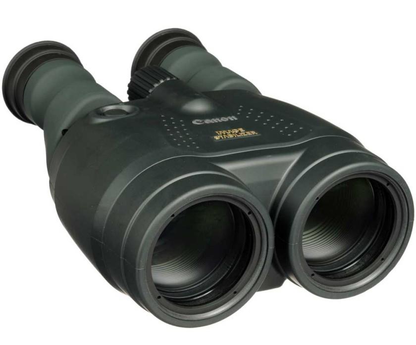 The 15x50 Canon image stabilized binoculars