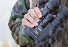 Reviews of the best image stabilized binoculars