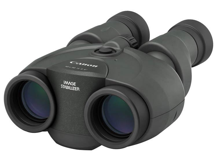 Canon 10x30 IS II Binoculars image stabilised binoculars