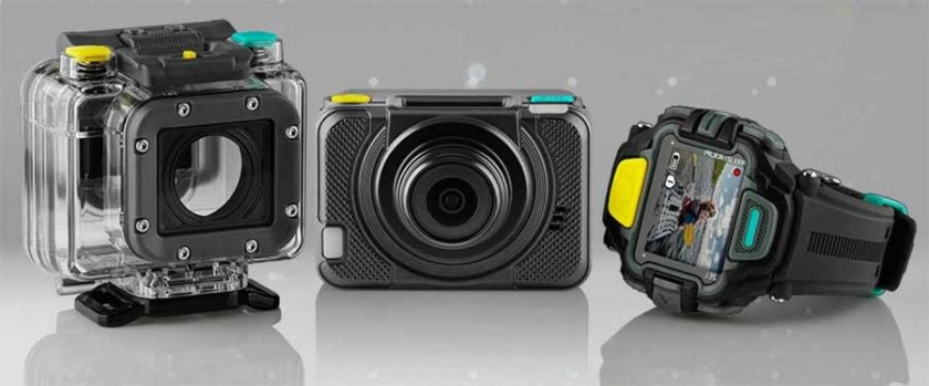 The EE 4GG Action Cam - The UK's first sports camera with 4G mbb live streaming