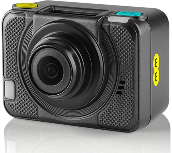 The EE Sports camera with 4G live streaming