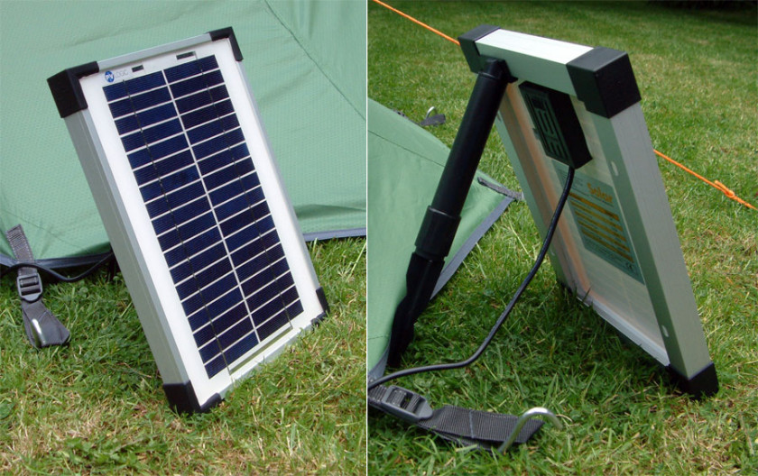 The 5W small solar panel