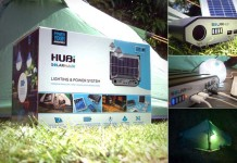 A review of the HUBi solar panel system from solar technolgy international