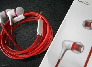 The Mrice E300 earphones - Possibly the best cheap earphones you are likely to find
