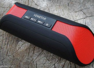 Venstar Taco bluetooth speaker review