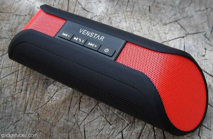 Venstar Taco bluetooth speaker review