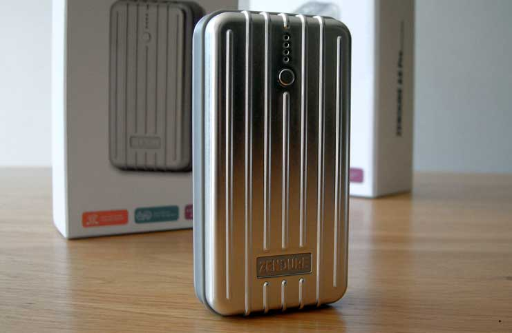 A detailed hands on review of the second generation Zendure A2 Portable Power Bank