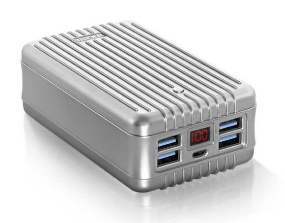 The Zendure A8 2nd gen portable charger, top of the power bank 20000mAh or more list