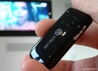 The iClever IC-BTT03 low latency apt-x bluetooth transmitter review