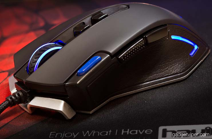 Dual Dash Cam >> HAVIT Mouse review - HV-MS732 professional gaming mouse