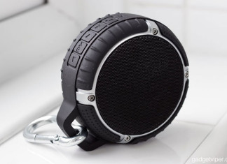 The 1byOne waterproof bluetooth shower speaker review