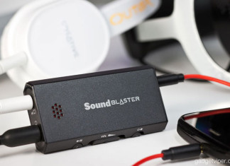 The Creative E1 portable headphone amp and external soundcard review