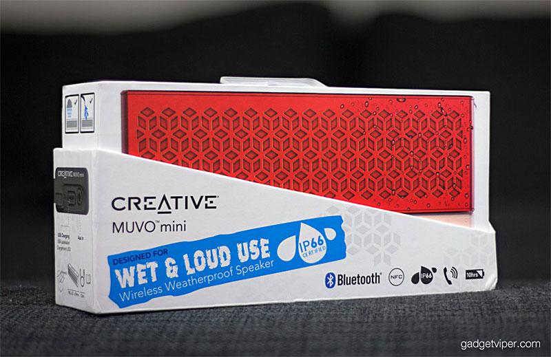 creative muvo mini speaker review