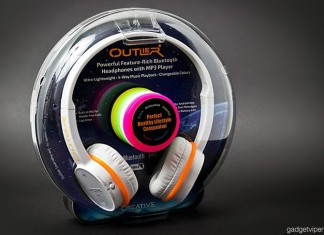 The GadgetViper review of the Creative Outlier bluetooth headphones