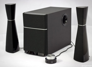 Edifier M3200BT 2.1 speaker system with bluetooth review