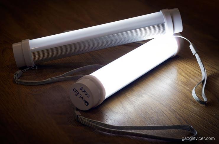 The OxyLED Q6 an amazingly affordable Westcott Ice light alternative