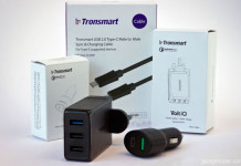 Quick Charge 3.0 - fast charge USB adapter solutions from Tronsmart