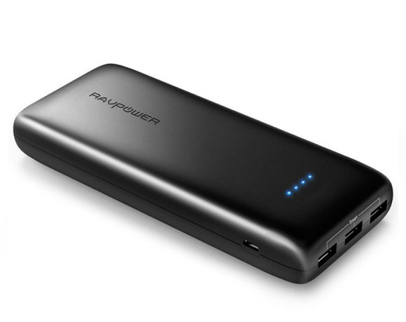 The New Ace Series RAVPower Power Bank