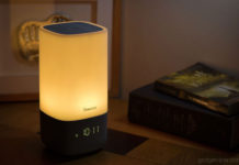 A review of the Sleepace NOX wake up light and sleep aid device.