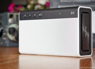 The Roar 2 Creative bluetooth speaker review