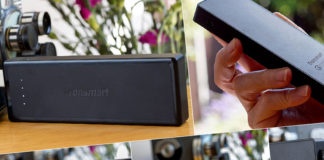 The Tronsmart Presto Quick Charge 3.0 Power Bank Review