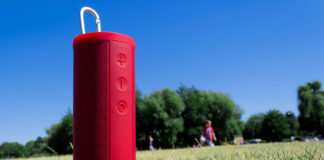 A hands on review of the Edifier MP280 Bluetooth Portable Speaker