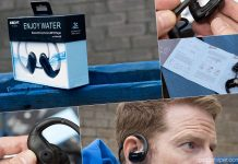 Hands on review on the KSCAT Nice18f IPX8 Waterproof Swimming Earbuds with Bluetooth 4.1 and built-in 8gig MP3 player