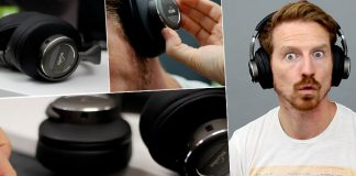 Hands on review of the AtomicX active noise cancelling wireless Bluetooth headphones