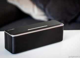 A review of the BlitzWolf BW-F4 Bluetooth speaker