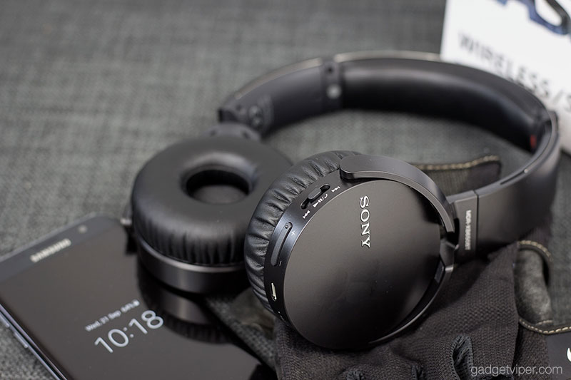 SONY Extra Bass Bluetooth Headphones Review - MDR-XB650BT