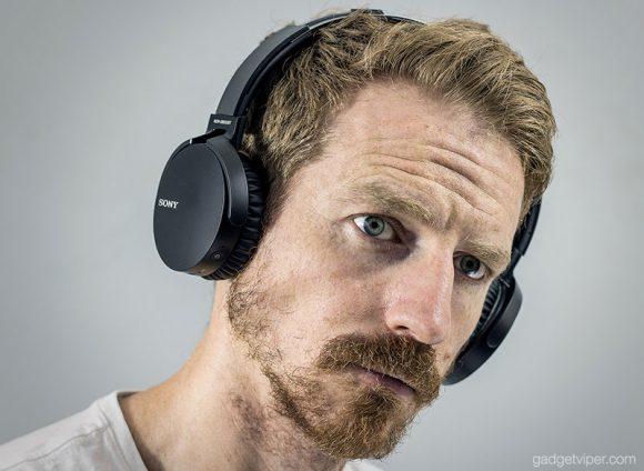 Gadgetviper verdict on the SONY Extra Base Wireless Headphones