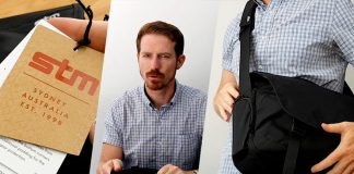 A hands on review of the STM Radial Laptop messenger bag.
