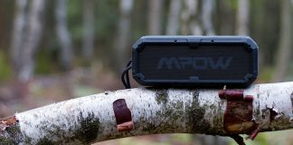 The Armor Plus Portable Speaker review - A rugged MPOW Bluetooth speaker