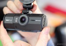 The design and build quality of the VanTrue OnBoard N2 dashcam