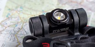 ThruNite TH20 Headlamp Review with Fenix HL23 Head Torch comparison