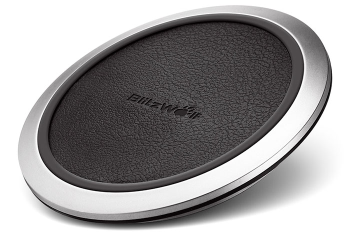 The Blitzwolf Qi Wireless Fast Charger
