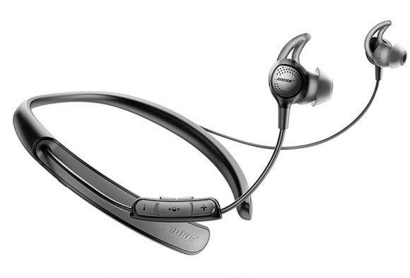 The best Bluetooth Neckband headphones - Bose Quiet Control 30 Wireless Headphones