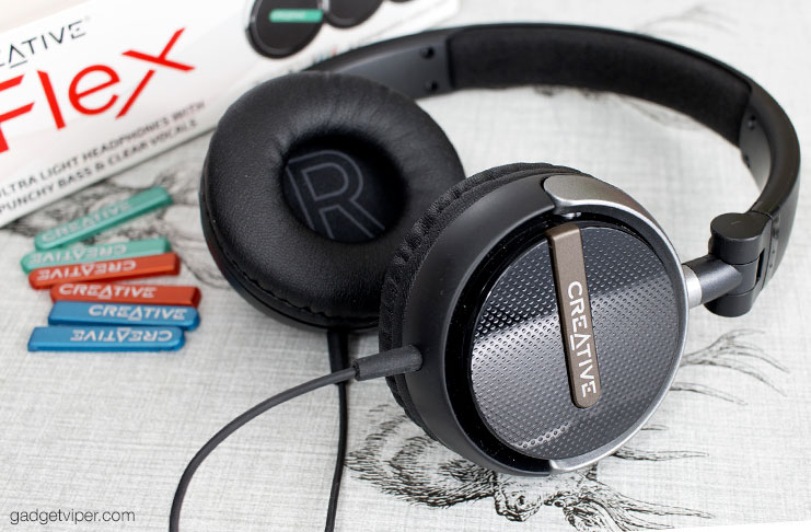A Review of the Ultralight Flex Headphones by Creative