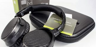 AtomicX V201 Bluetooth Headphones Review