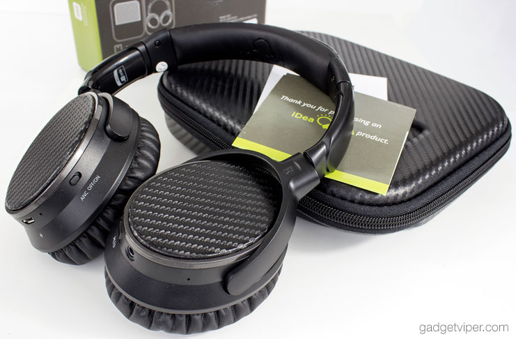 AtomicX V201 Bluetooth Headphones Review