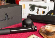 Handpresso portable espresso maker review