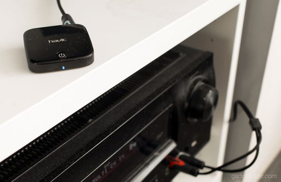 Using the HAVIT 2-in-1 Bluetooth music adapter to upgrade your HiFi