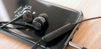 BlitzWolf Hybrid Dual Driver Earphones featuring dynamic and balanced armature drivers