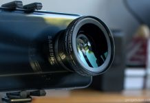The Aukey 2-in1 Clip-On SmartPhone Camera Lens